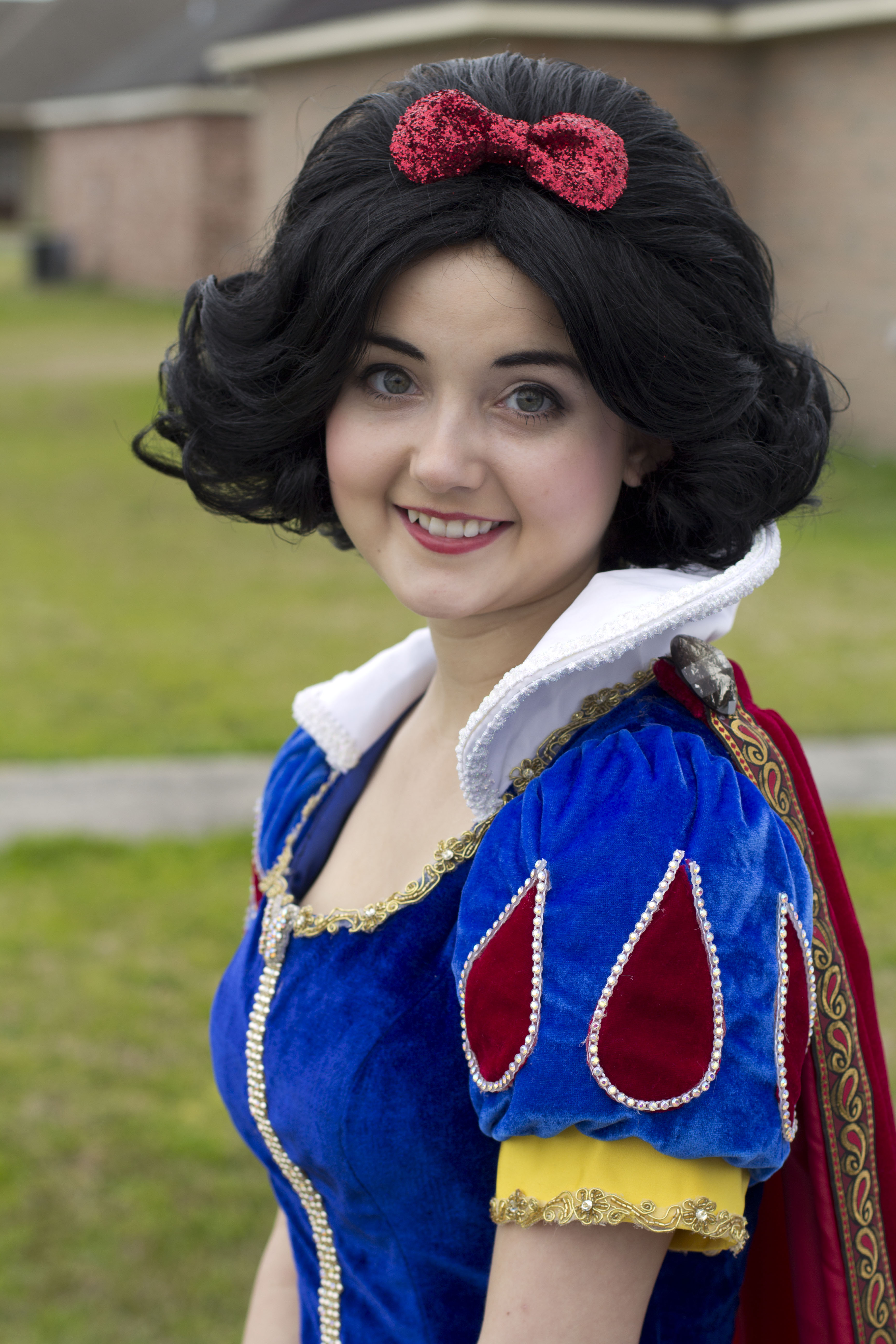 Snow White Fairy Tale Character
