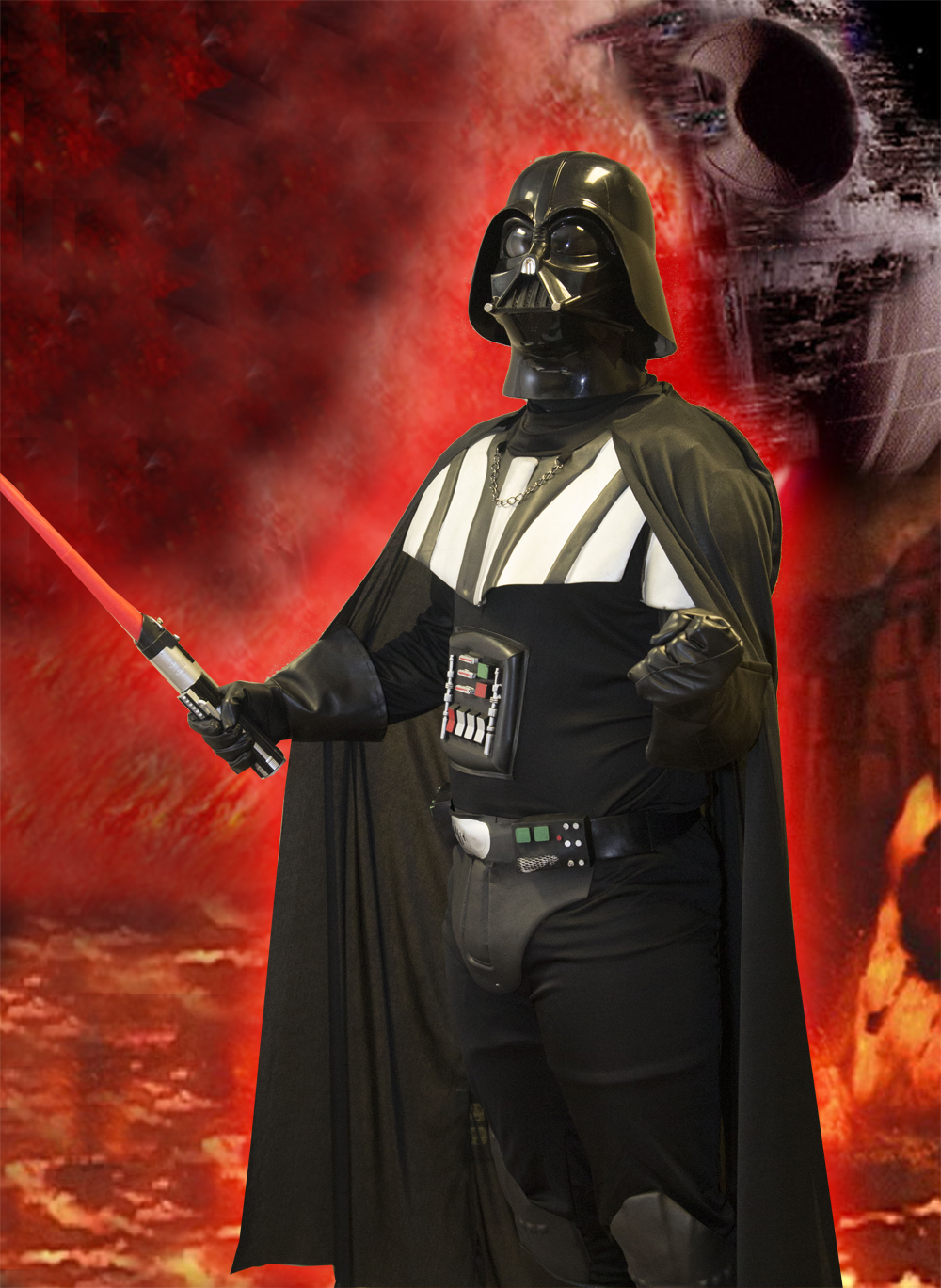 Darth Fairytale Character