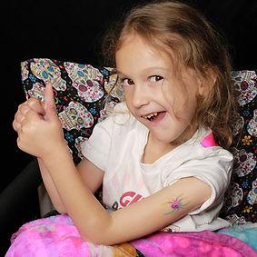 Glitter Tattoos Makeup Artist Stacey Perry
