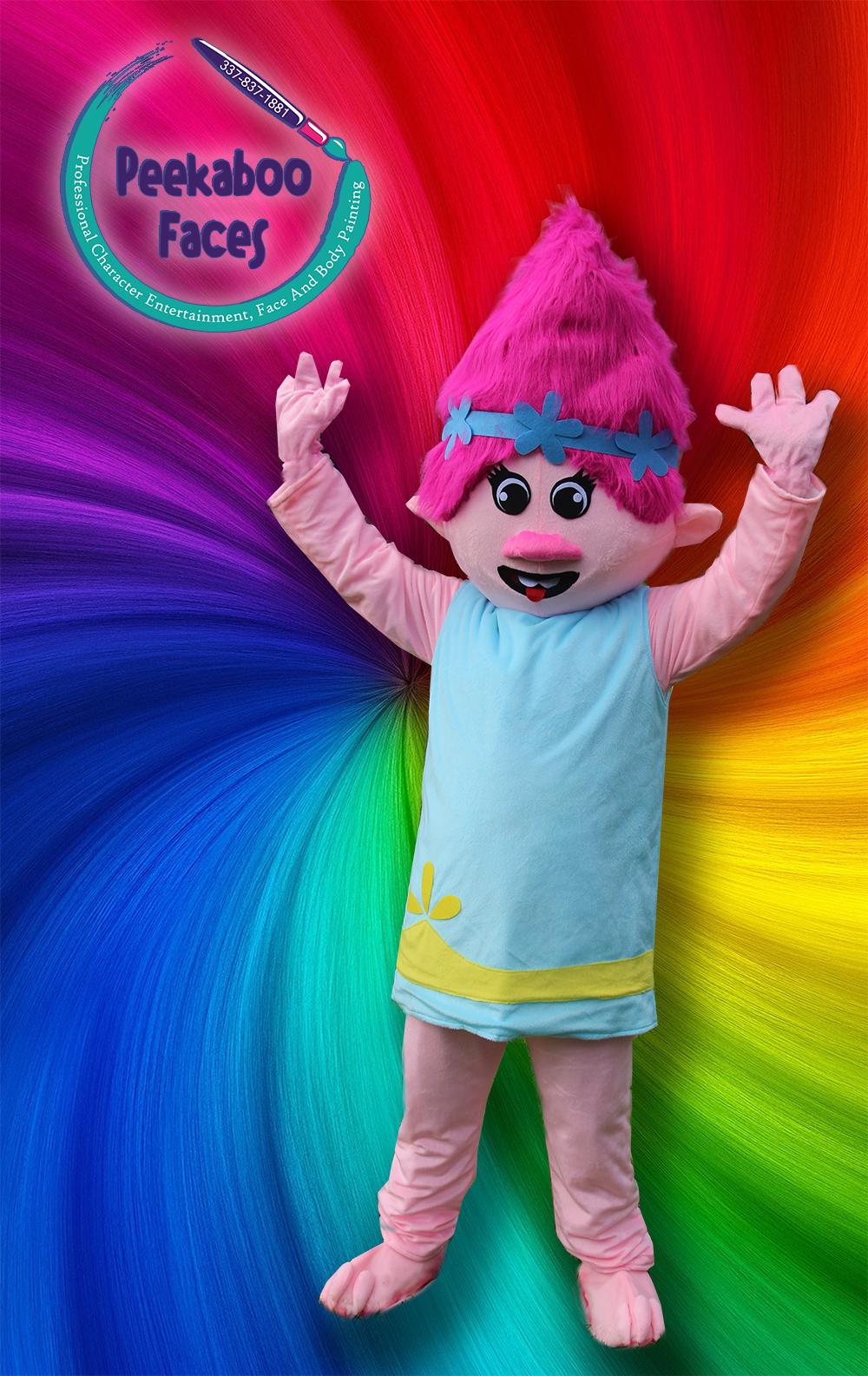 Mascot Poppy