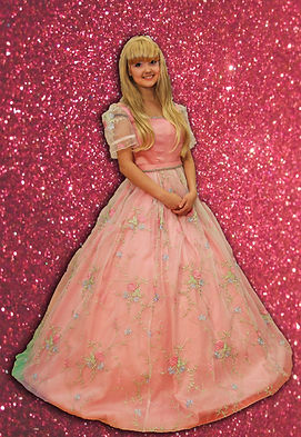 Barbie Princess parties Lafayette LA