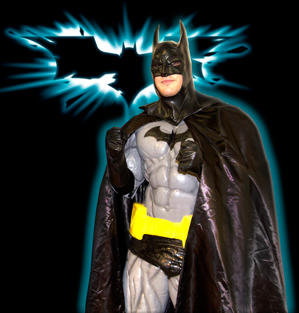 Batman Superhero Character