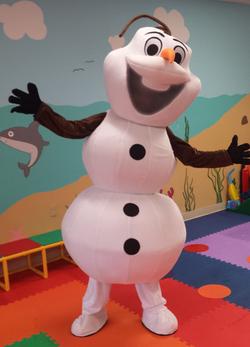 Olaf Fairytale Character