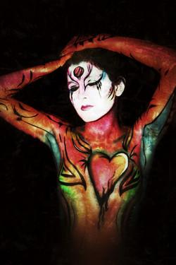 Body Painting Lafayette La