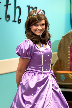 Sofia Fairy Tale Character