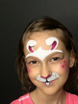 Bunny Face Painting Lafayette La