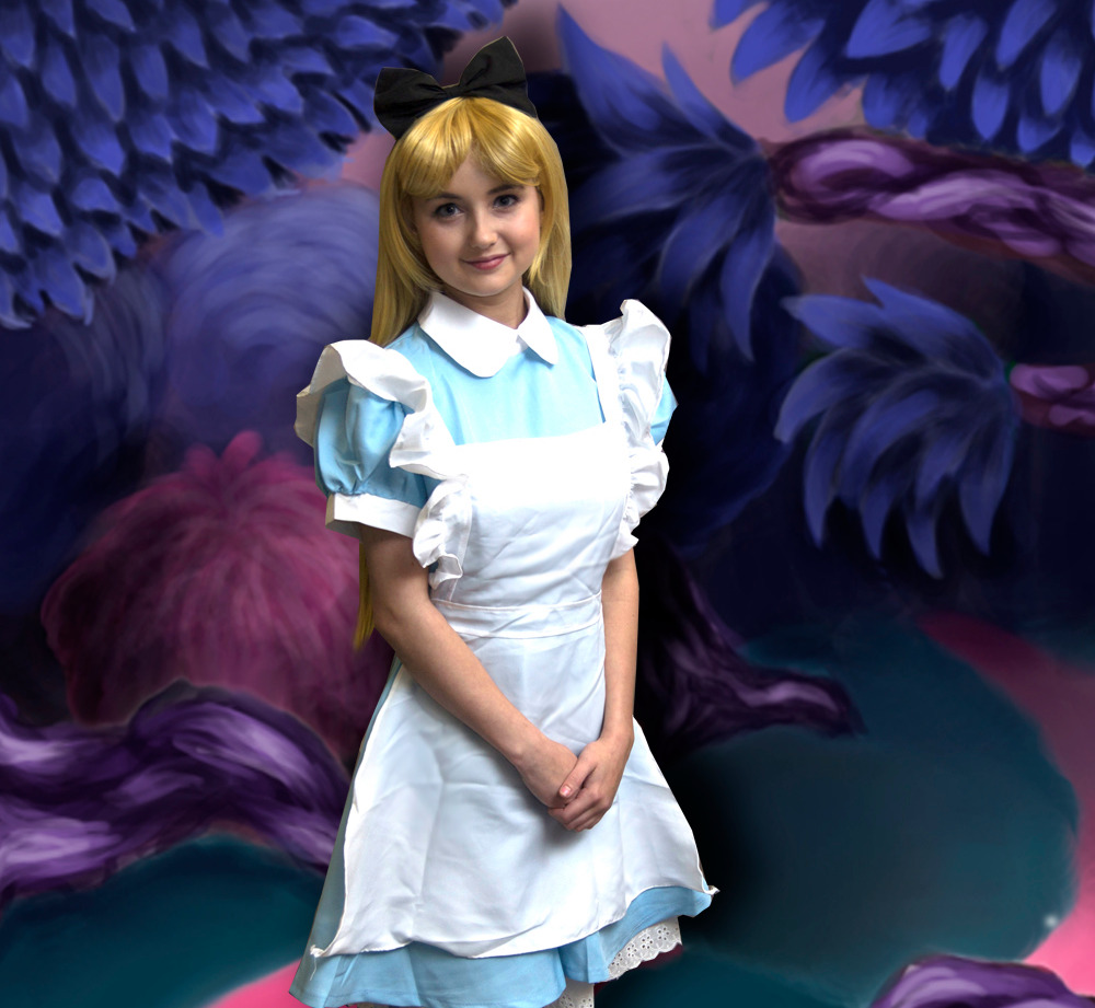 Alice Fairy Tale Character