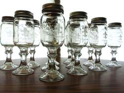 The Cajun Wine Glass