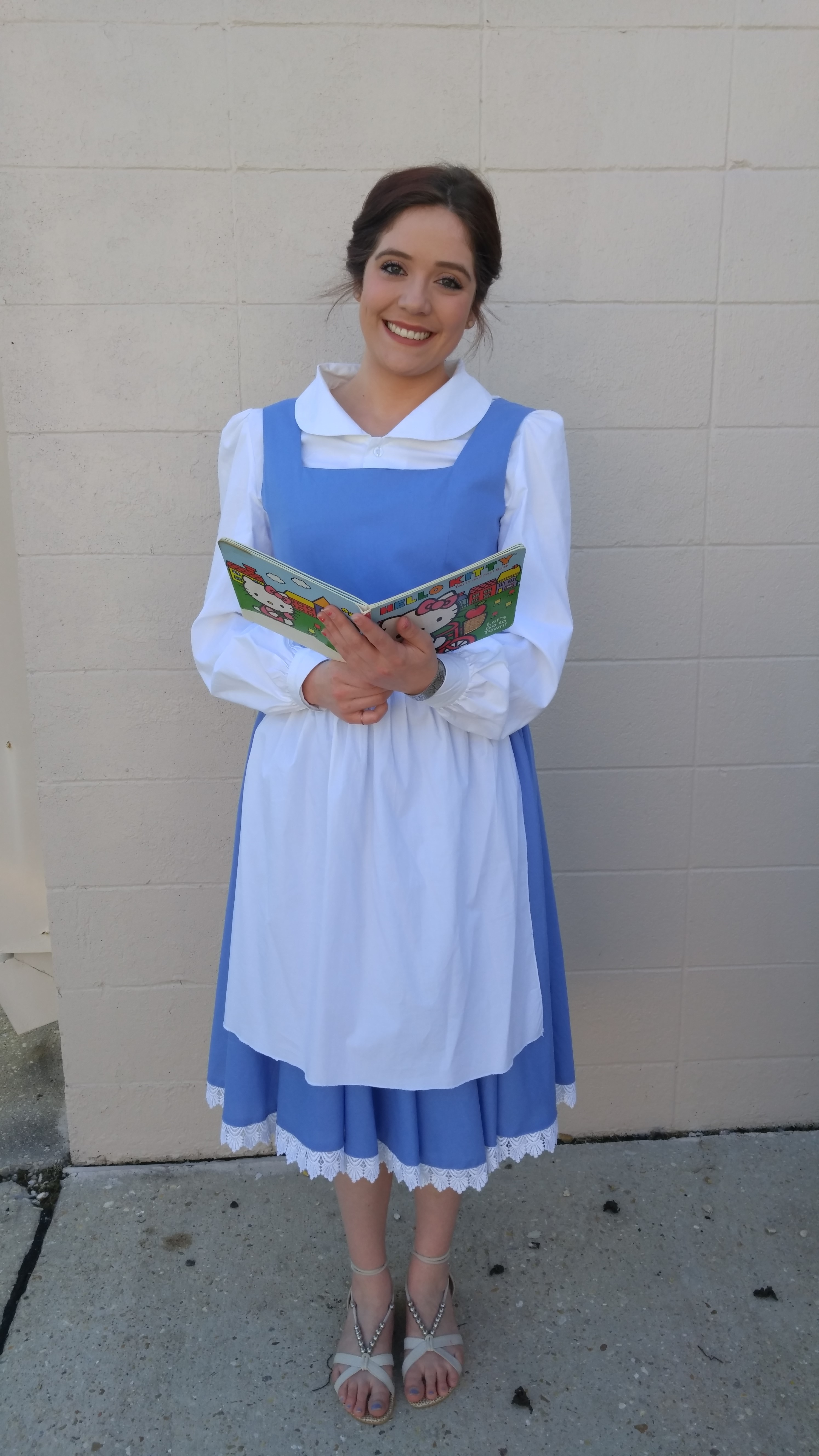 Storytime Belle