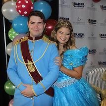 Princess Parties Lafayette, LA