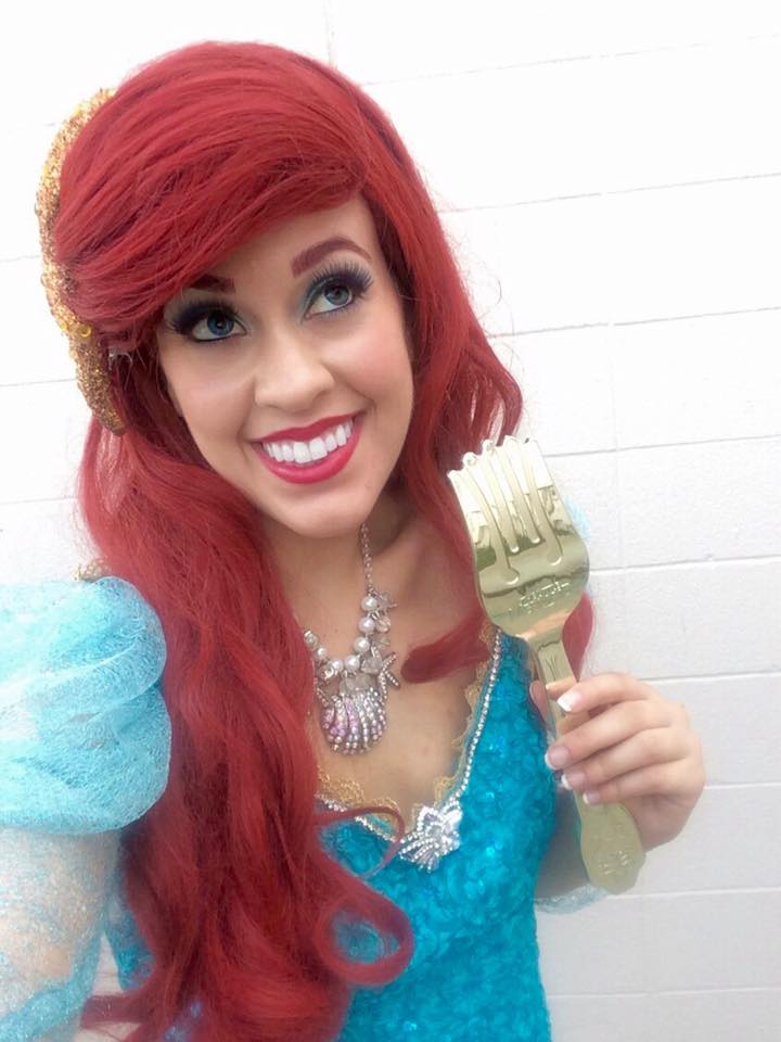 Little Mermaid Fairy Tale Character