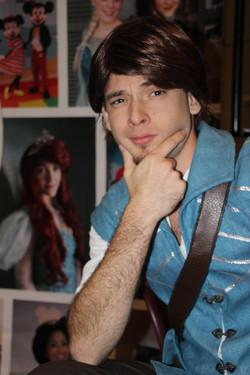Flynn Ryder Fairytale Character