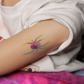 Glitter Tattoos Lafayette LA