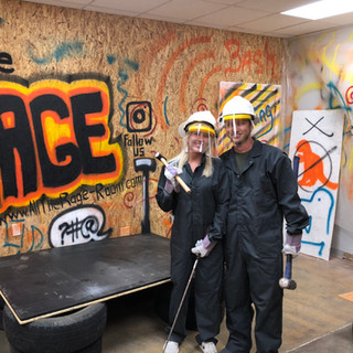 Rage Room Lafayette All the Rage