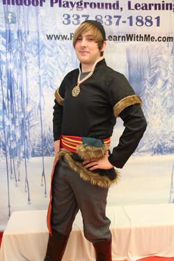 Kristoff Fairytale Character