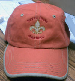 Acadiana T-Shirts Embroidered Hat
