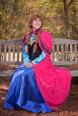 Anna Storybook Character