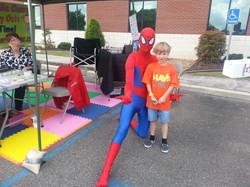 Superhero Party Lafayette LA
