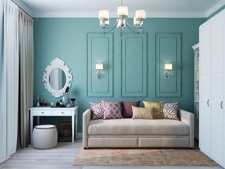 Neu! Wir bieten Interior-Design für Ihre neue Immobilie an.