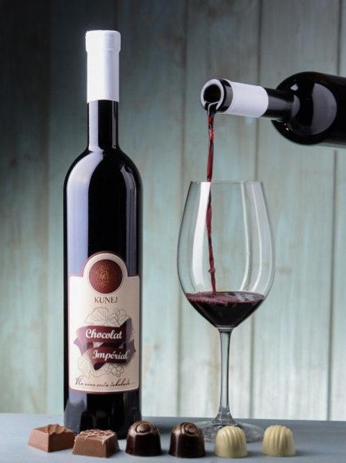 Rdeče čokoladno vino 0,75l
