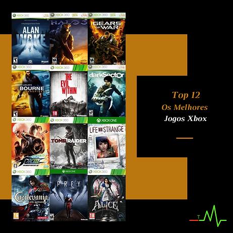 3.0 Os Melhores Jogos Xbox - Site Pessoa