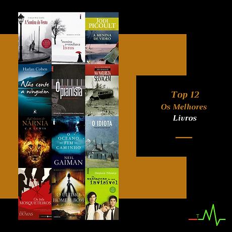 1.0 Os Melhores Livros - Site Pessoal.pn