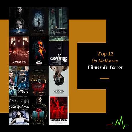 7.0 Os Melhores Filmes de Terror - Site