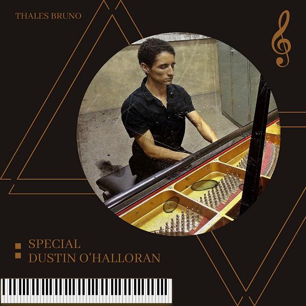 Special Dustin O'Halloran - CD capa 1.pn