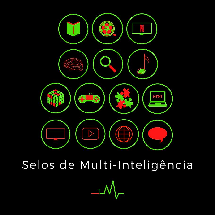 Selos de Multi-Inteligência - Apresentaç