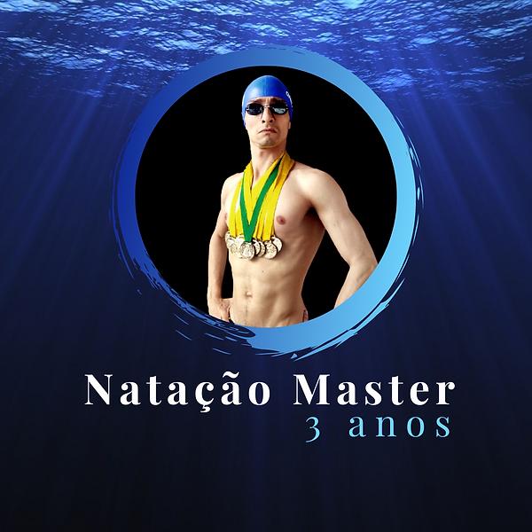 Natação Master 3 anos - Poster.png