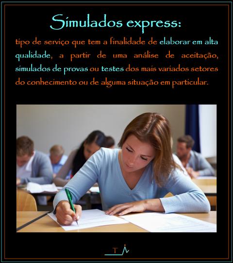 Simulados express Poster.png
