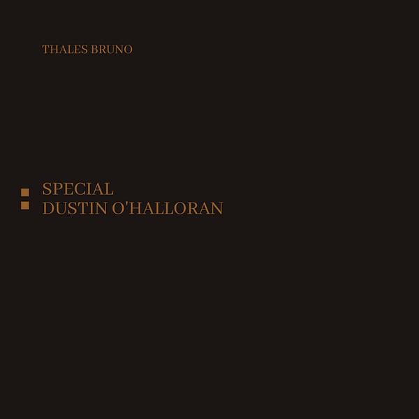 Special Dustin O'Halloran - CD capa 2.pn