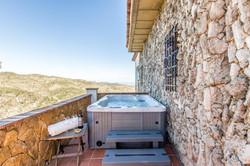Mountain View Hot Tub