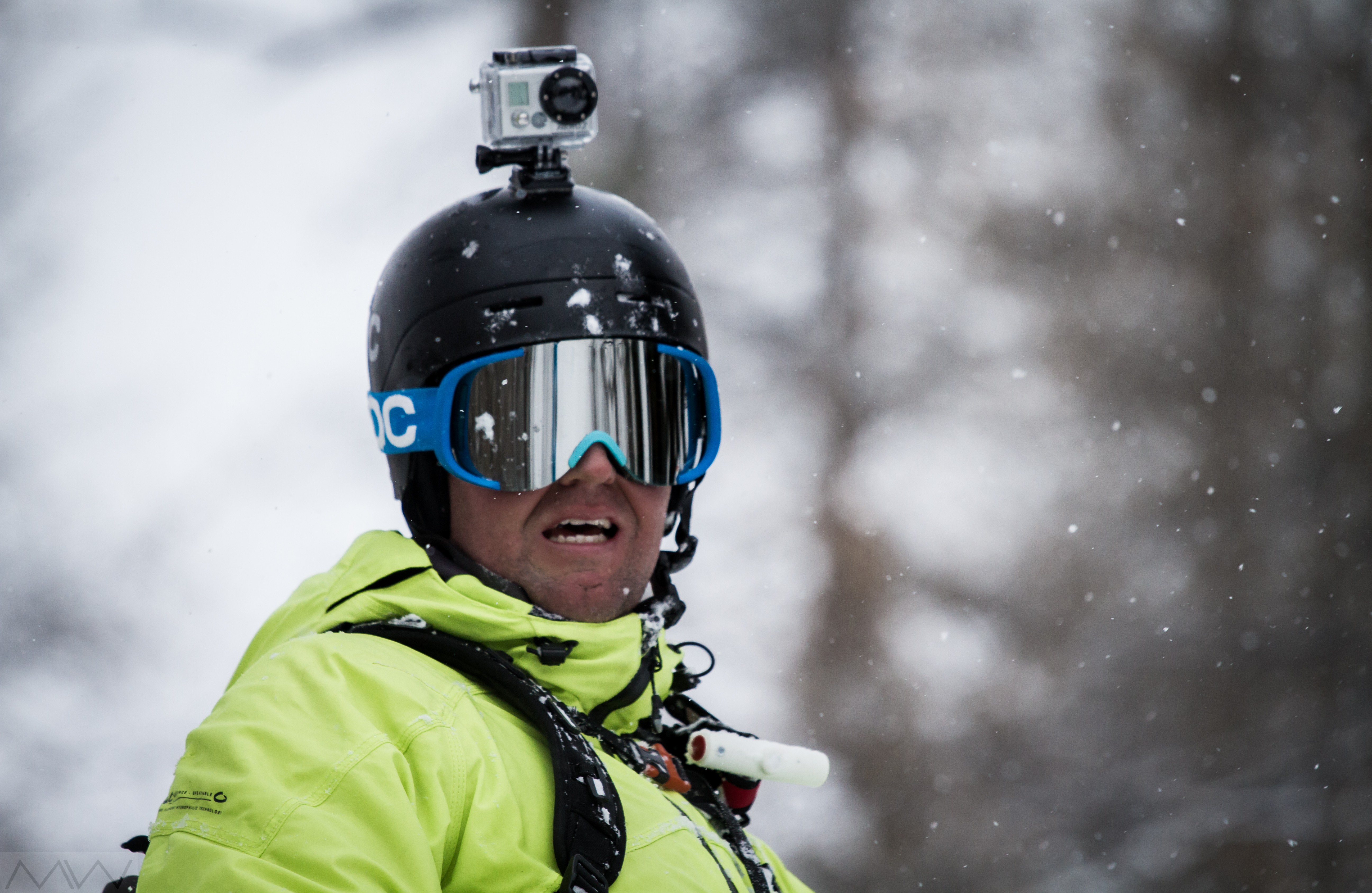 Flickr - Expression of a Skier