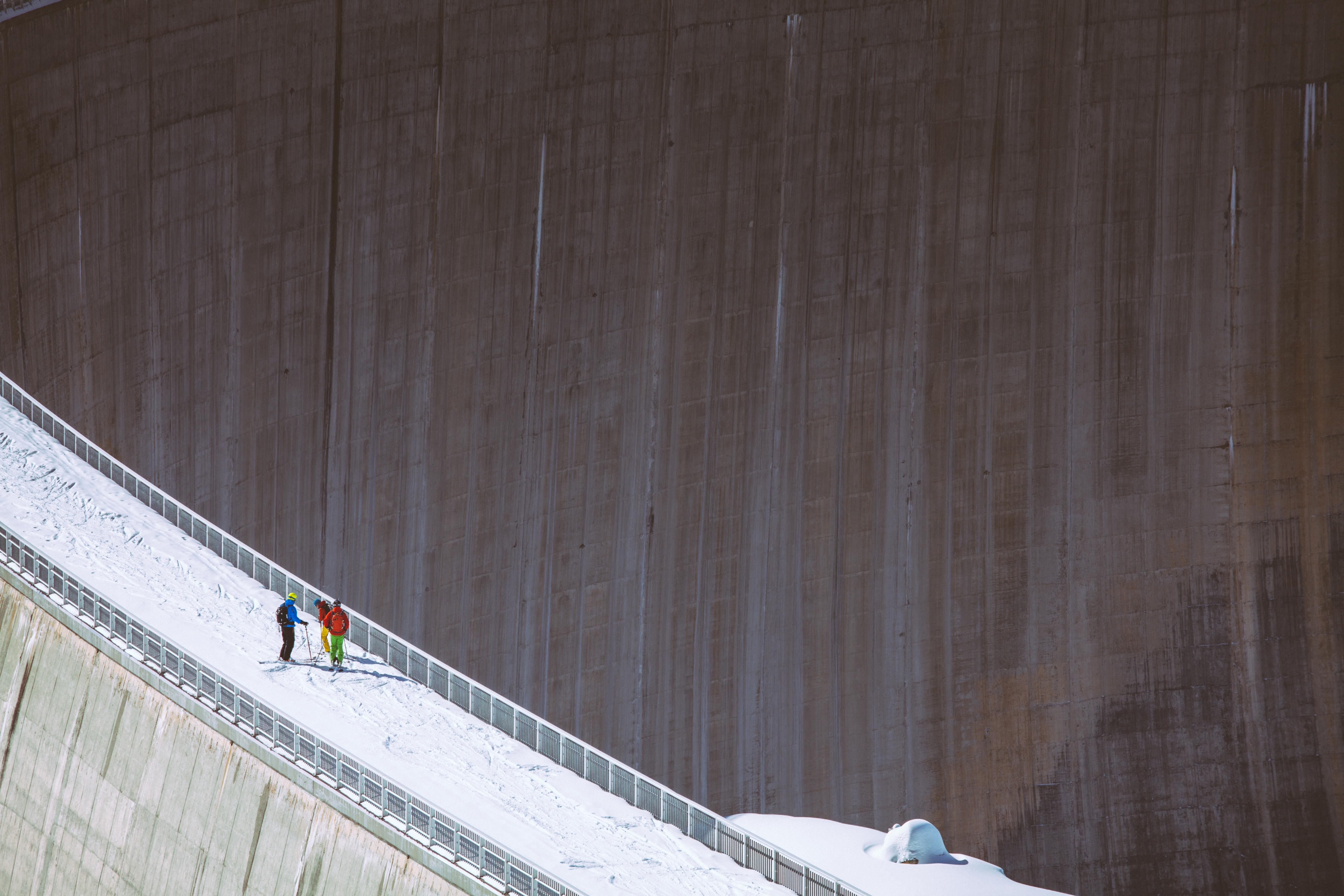 The Alps | The Dam