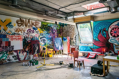 Graffiti Studio