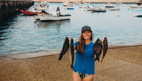 The First CMAS Women's Spearfishing World Cup