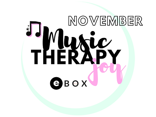 November Music Therapy Joy eBox