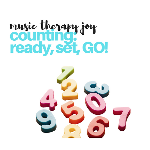 Counting: Ready, Set, GO!
