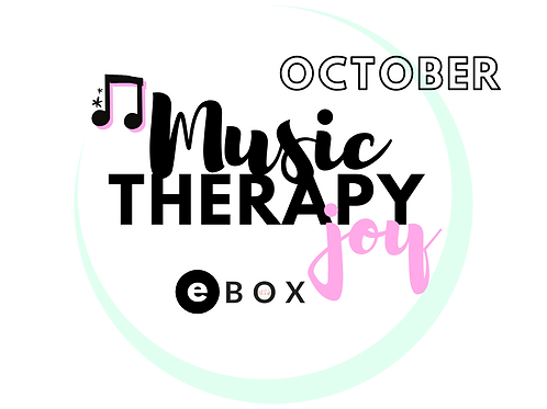 October Music Therapy Joy eBox