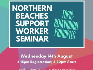 Free Training for Support Workers!