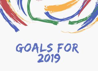 Goals for 2019 - December Review