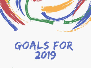 Goals for 2019 - December Review