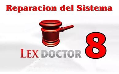 Lex Doctor 8 Reparacion del sistema CHAVEZ Computacion