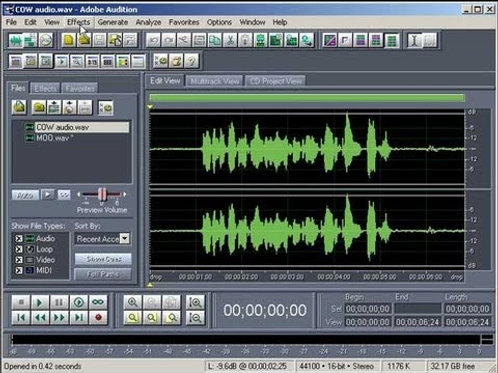 adobe audition 1.5, comprar programa full, editor de audio profesional, descargar programas full gratis