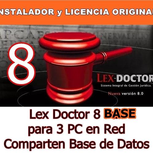 lex doctor para 3 pc en red, comprar lex doctor, descargar lex doctor full, crack lex doctor, reparar lex doctor, compatibili