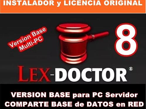 comprar lex doctor, descargar lex doctor full, crack lex doctor, reparar lex doctor, compatibilidad lex doctor