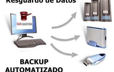 Lex Doctor 8 BackUp Resguardo de Datos