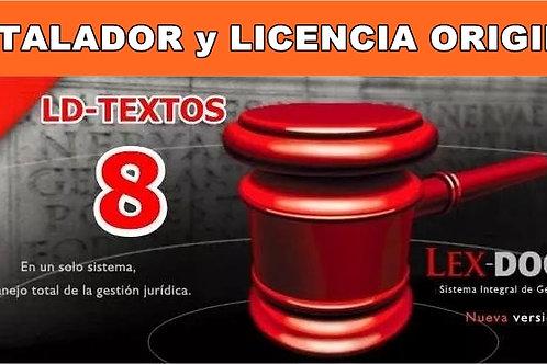 ld textos para lex doctor, actualizar jurisprudencias, comprar lex doctor, descargar lex doctor full, crack lex doctor
