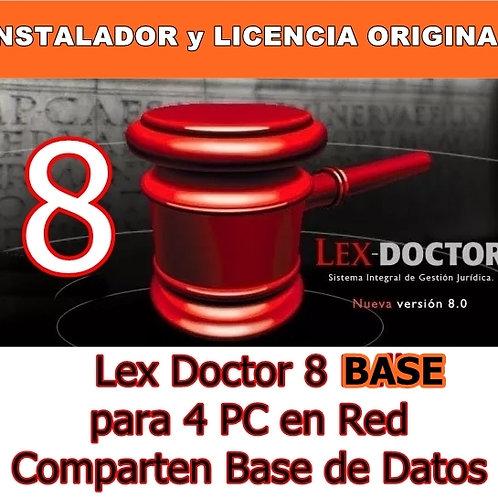 lex doctor para 4 pc computadoras, comprar lex doctor, descargar lex doctor full, crack lex doctor, reparar lex doctor